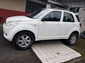 Vendo Daihatsu terios del 2007 full 4x4 en excelentes condiciones
