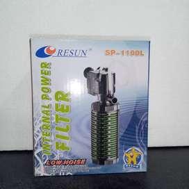 Cabeza de poder con filtro sp-1100L