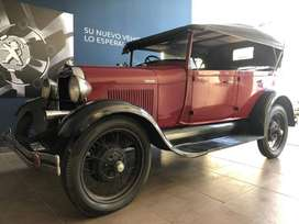VENDO FORD A Modelo 1929 impecable LEER DESCRIPCIÓN