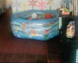 Muebles para jardín infantil.