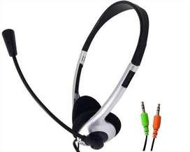 Auricular headset gamer Netmak