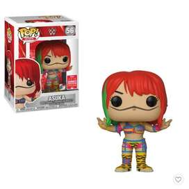 Funko Pop SDCC WWE: Asuka (56) Summer Convention Limited Edition 2018