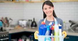 Se ofrece señora para servicio domestico y cuidado del adulto mayor