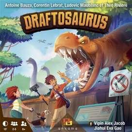 Draftosaurus - Juego de Mesa Moderno
