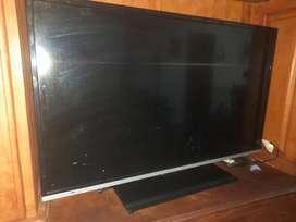 Vendo tv led marca rca 39 pulgadas más convertidor gadnic