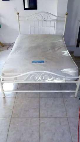 Rematee cama con colchon