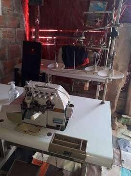 Ofresco taller de ensamble todo tipo de costura comprometidos filete plana dos aguas collarin