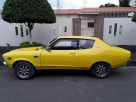 Para los amantes de las Datsun 120y