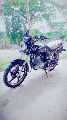 Suzuki  GD115 en buen estado matriculada