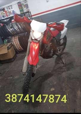 HONDA XR 400CC JAPONESA