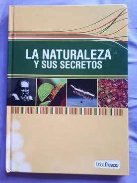 libro la naturaleza y sus secretos