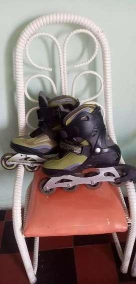 Vendo patines profecionales