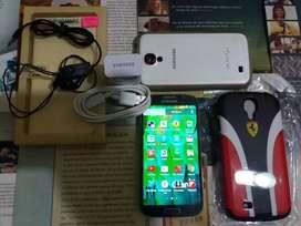 Samsung S4 Grande Original 16Gb y x separado S4 mini libres pantallas Impecables todo Auténtico Conservados