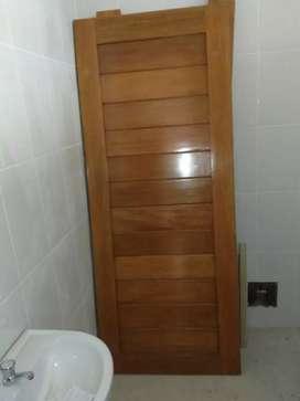 Confección de puertas