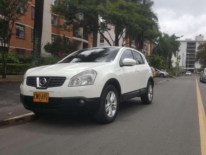 Nissan Qashqai 2009 0