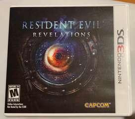 Resident Evil Revelations Nintendo 3Ds
