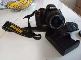 Vendo nikkon D3100
