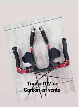 Timón ITM de carbono