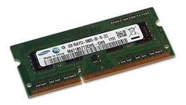 Samsung 2gb Ddr3 Ram Pc3-10600