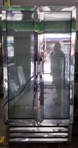 Refrigerador doble puerta