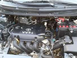 Toyota Yaris 2012 ,en buen estado de conservación, cero choques