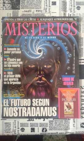 Revista Misterios El Futuro Segun Nostradamus