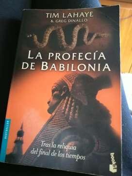 Libro La Profecía de Babilonia