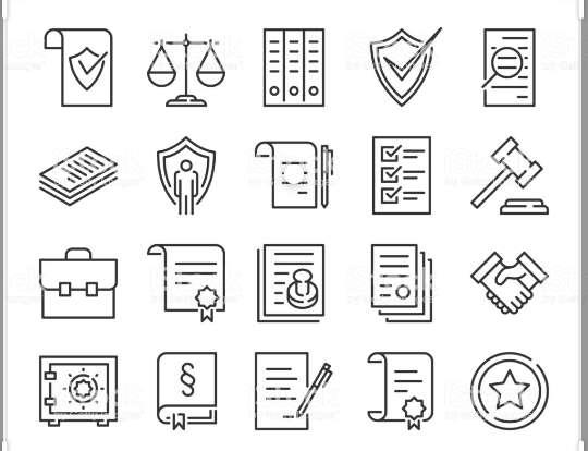 Se hacen documentos legales, asesorías, tutelas. 0