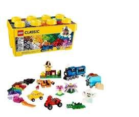 Lego Classic Caja De Ladrillo De 484 Fichas NUEVO