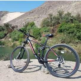 Vendo bici MTB 1 mes de uso