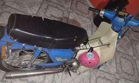 Vendo Guerrero G90.