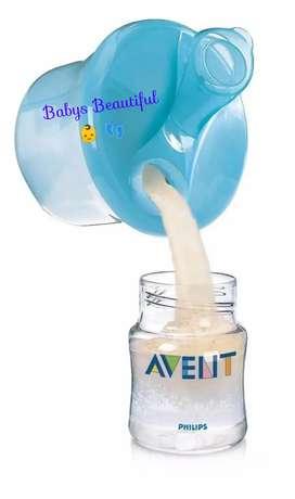 Dosificador De Leche En Polvo Para Bebes Avent Philips