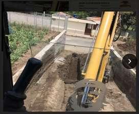 Soy Operador de excavadora & gallinetas me desenvuelvo en maquinaria pesada. Tengo licencia tipo, C. G