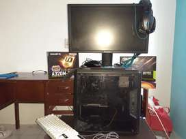 PC gamer ryzen 3 2200G - 16 gb ram - Gtx 750 ti