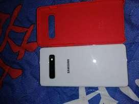 Vendo Samsung S10 Plus, Diseño especial Ceramico de 512GB