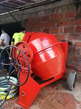 Mezcladora cemento