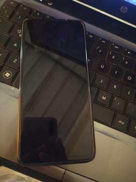 Xiaomi Redmi note 9 pro funcionamiento 10/10 único detalle en la parte de atrás pero no afecta en nada