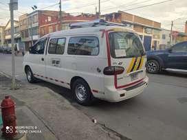 Hyundai starex h1 escolar microbus