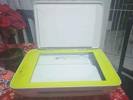 Impresora de marca hp