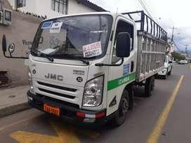 Vendo camión de carga liviana cooperativa