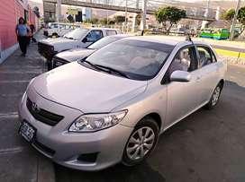Ocacion Toyota corolla
