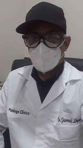 Psicólogo Juvenal López