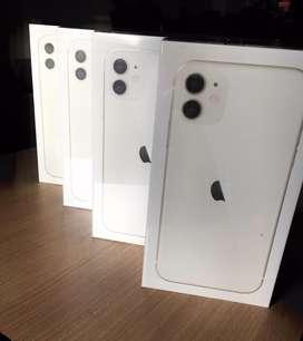 Iphone 11 64 gb y 128 gb sellados