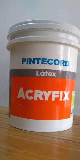 Vendo pintura latex