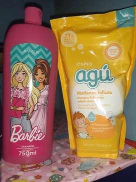 Shampoo de Niñas(os)