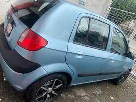Hyundai getz 1600 año 2009
