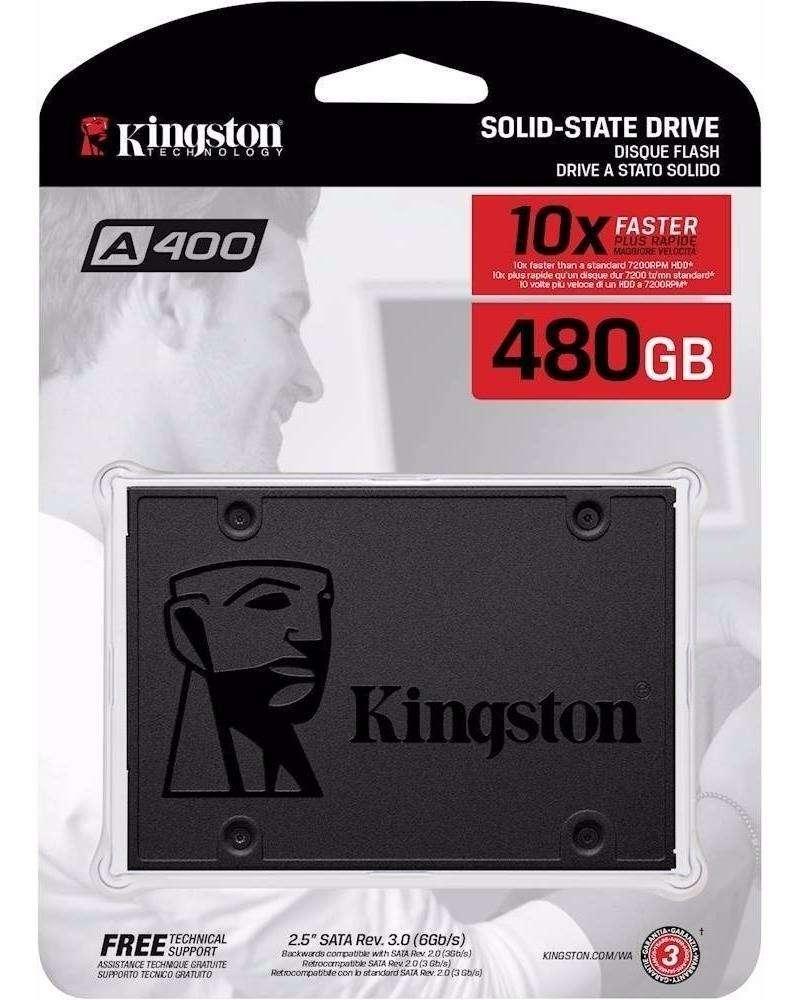 Disco estado solido 480Gb Kingston Nuevo! 0
