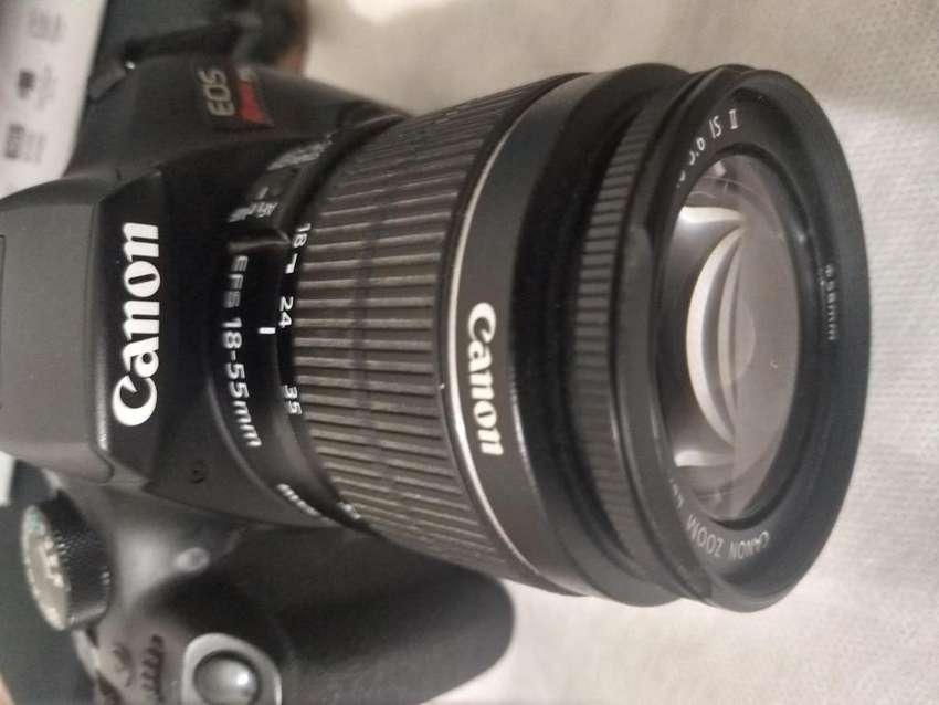 Camara Reflex Canon Eos Rebel Accesorios 0