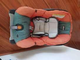 Silla de seguridad para carro Chicco Keyfit 30 - Usada