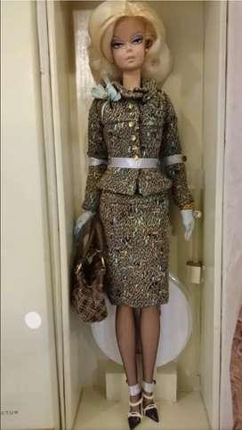 Barbie silktone tweed